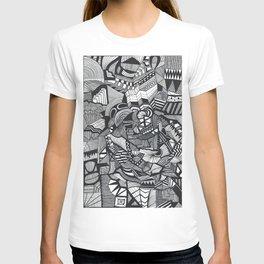 Lost My Way T-shirt