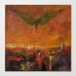 Armageddon Canvas Print