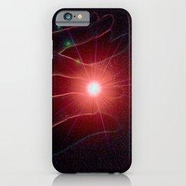 Red Star Kachina iPhone Case