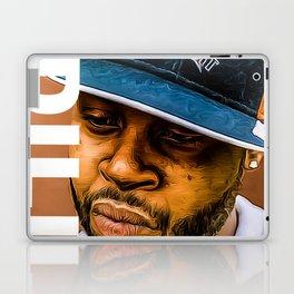 J dilla Print Laptop & iPad Skin