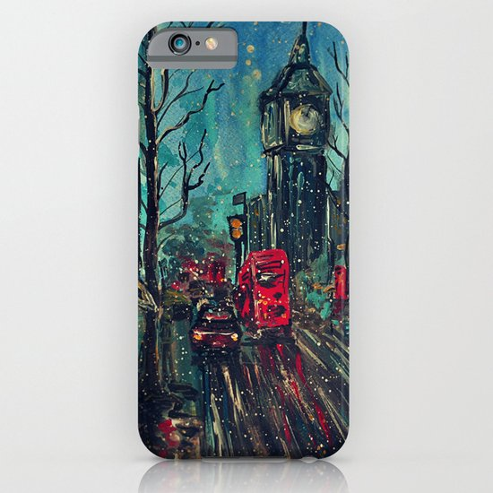 Impressionistic London  iPhone & iPod Case
