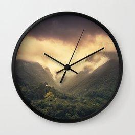 Malacara Wall Clock
