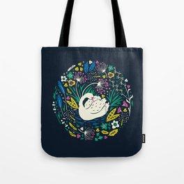 Wild Swan Tote Bag