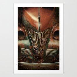 Bugsy Art Print