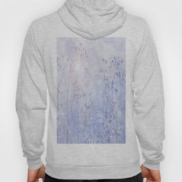 Winter Sparkle On A Sunny Frosty Day #decor #society6 #buyart Hoody