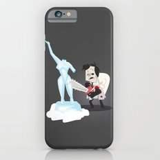 Texas Chainsaw Ice Sculpting iPhone 6s Slim Case
