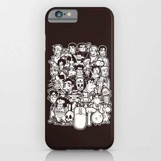 Point and Click  iPhone & iPod Case