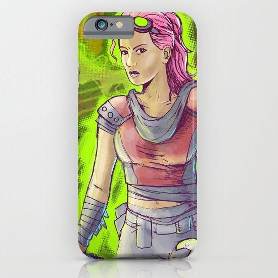 Steampunk Goddess iPhone & iPod Case