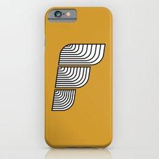 F like F iPhone 6s Slim Case