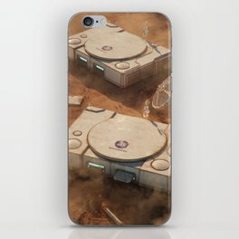 SpaceStation 1 iPhone Skin