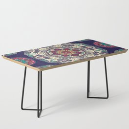 Colorful Mandala Pattern 007 Coffee Table