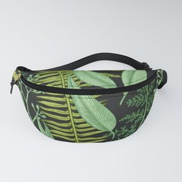 Exotic Ferns Fanny Pack