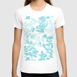 celedon leaves T-shirt