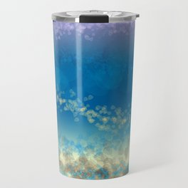 Abstract Seascape 03 wc Travel Mug