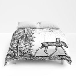 John Bauer Tuvstarr & The Moose Comforters