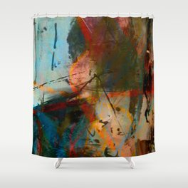 Frenemies  Shower Curtain