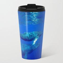 Underwater Humpbacks 7 Travel Mug