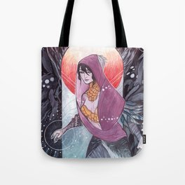 Witch of the Wilds Tote Bag