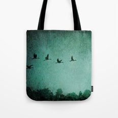 Heading South Tote Bag