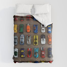 1980's Toy Cars Comforters