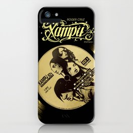Xampu by Roger Cruz iPhone Case