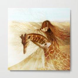 Adagio Metal Print