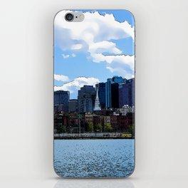 The Harbor iPhone Skin