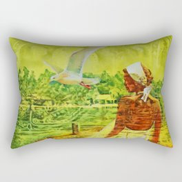 Revelation Rectangular Pillow