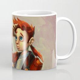 Dragon Reborn Coffee Mug