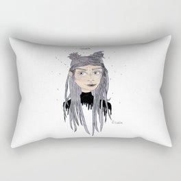Cosmic Soul Rectangular Pillow