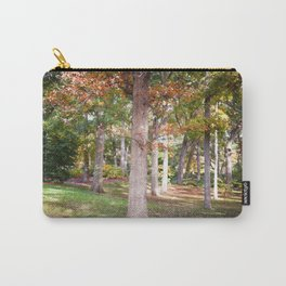 Trees at Wellesley  Carry-All Pouch