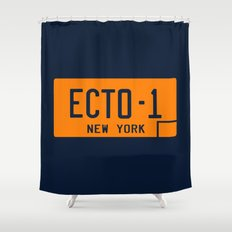 Ecto-1 Shower Curtain