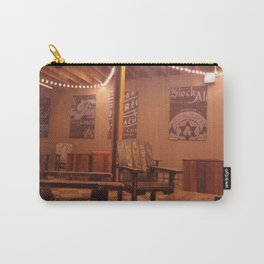 Rustic Relaxation Carry-All Pouch