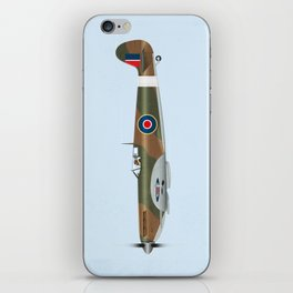 Supermarine Spitfire iPhone Skin