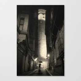 One of the Few Canvas Print