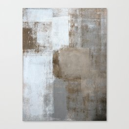 Calm and Neutral Canvas Print