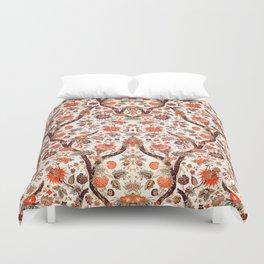 Floral Fabric Vintage Gift Pattern #7 Duvet Cover