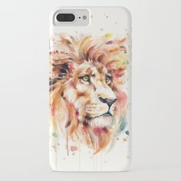 All Things Majestic (lion) iPhone Case
