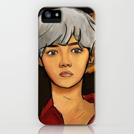 What if I Said? iPhone Case