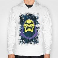 skeletor Hoodies featuring Skeletor by Some_Designs