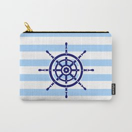 AFE Nautical Helm Wheel Carry-All Pouch