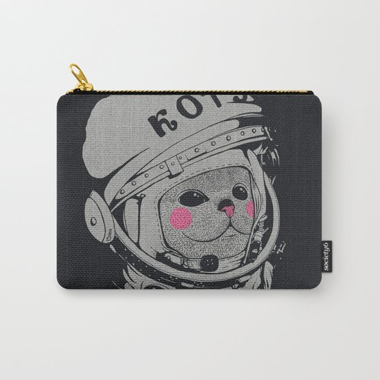 Spaceman cat Carry-All Pouch