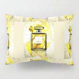 Parfum Gold Pillow Sham