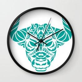 taurus siam style Wall Clock
