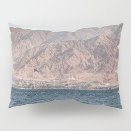 Port of Aqaba Pillow Sham