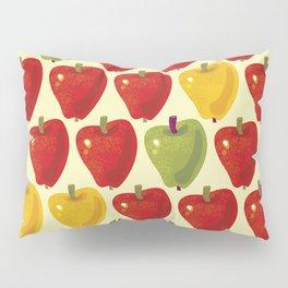 Sweet Apples Pattern Pillow Sham