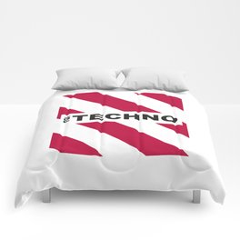Thank God is Techno Comforters
