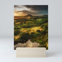 Natures Mirror Mini Art Print