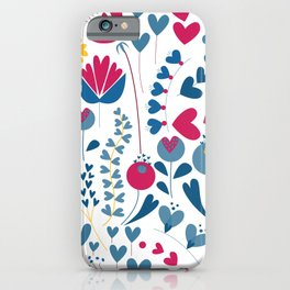 Garden of Hope iPhone Case