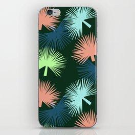 oversized palms iPhone Skin